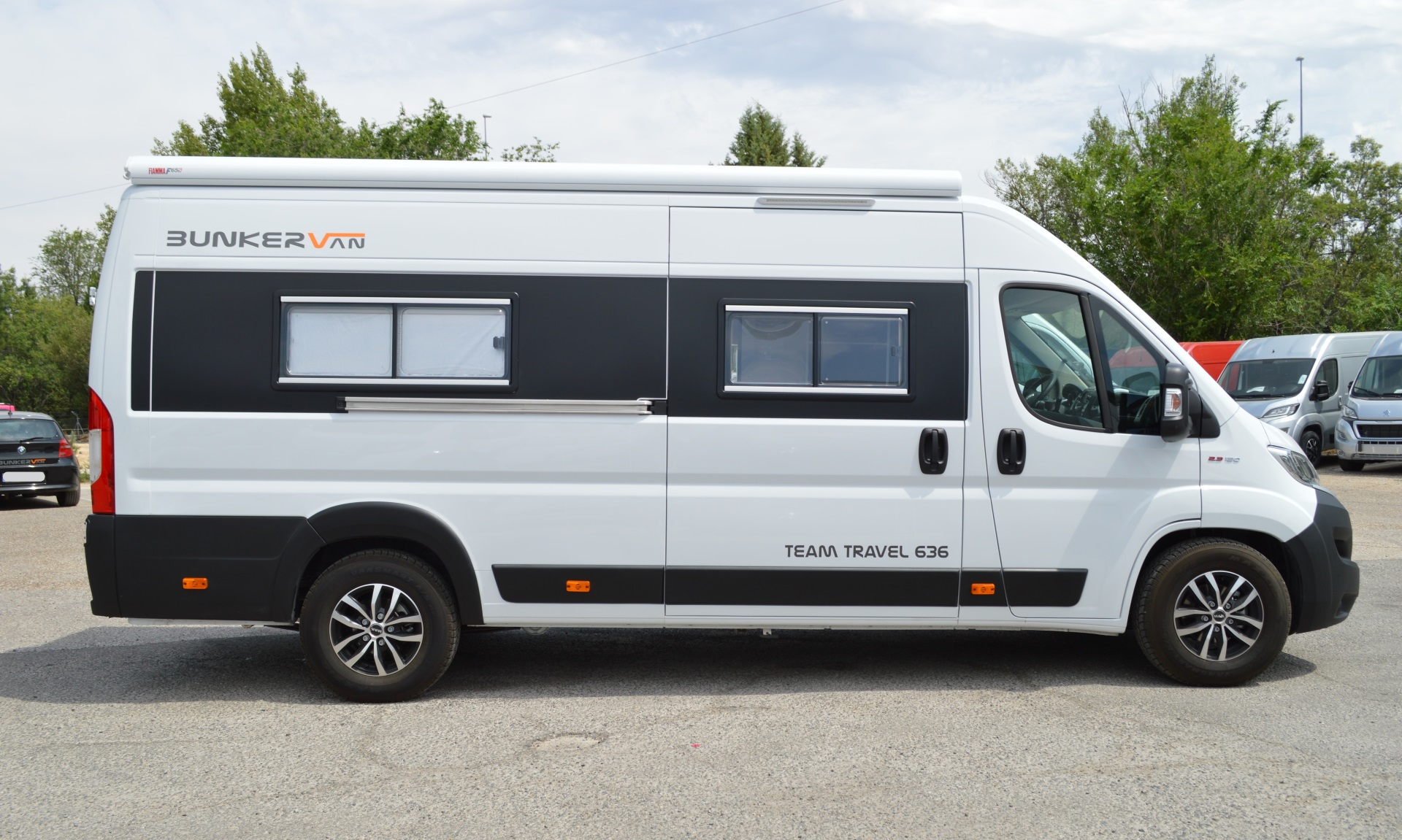 Team Travel 636 L4H2 Fiat Ducato Bunkervan (27)