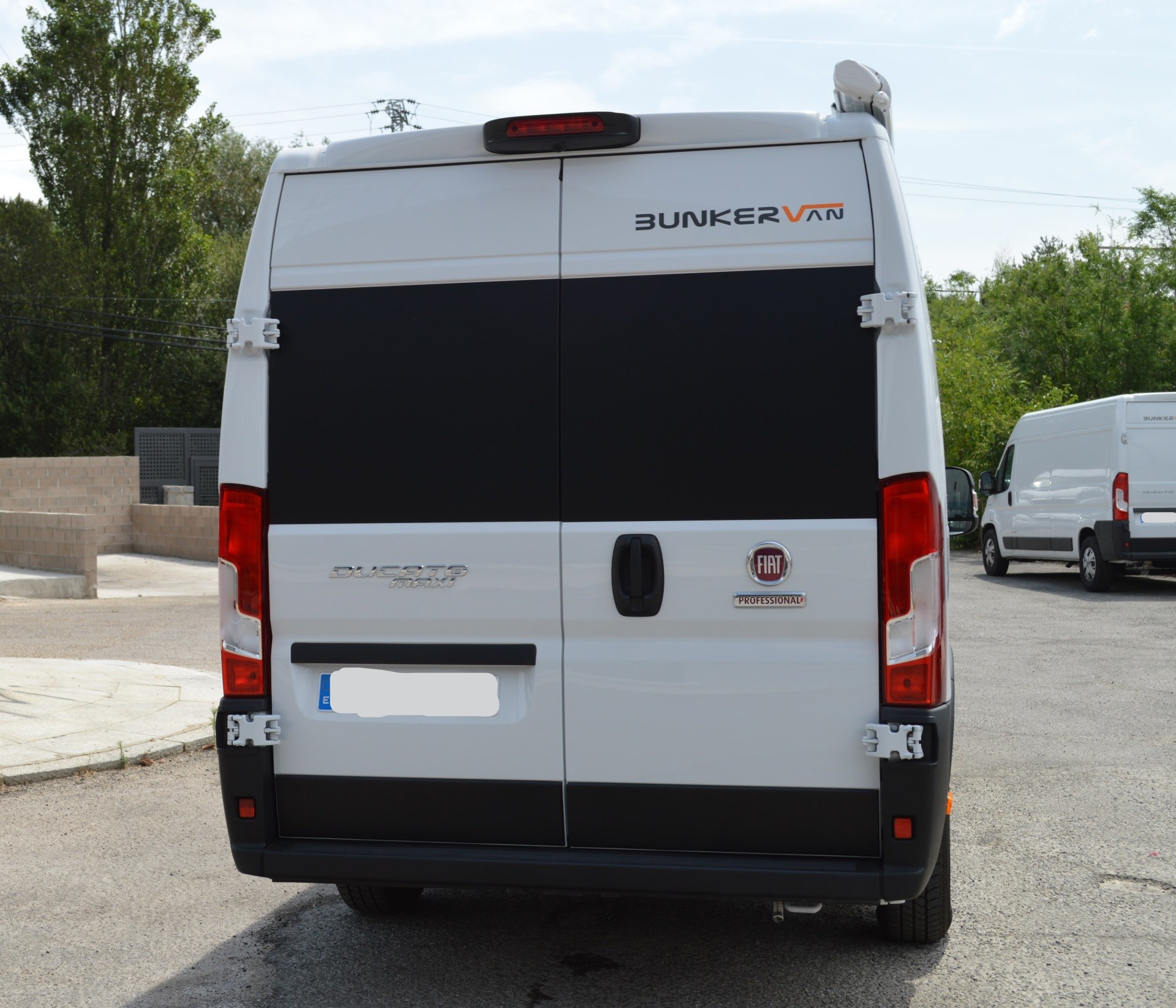 Team Travel 636 L4H2 Fiat Ducato Bunkervan (28)